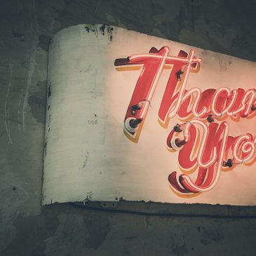 Gratitude is Best Expressed on Taco Cards – Some Thank You Note History & Etiquette